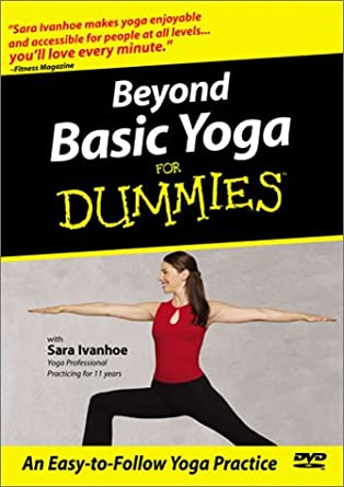 Amazon.com: Beyond Basic Yoga for Dummies: Sara Ivanhoe ...