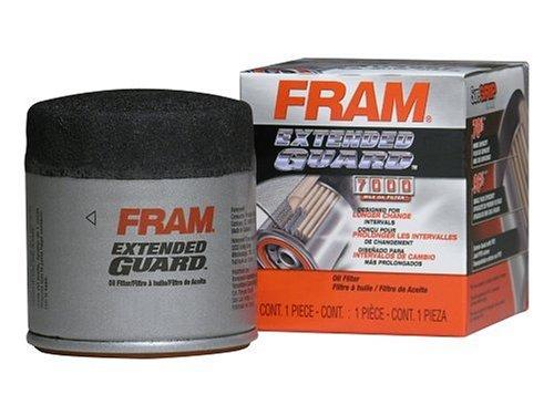 Fram XG3593A Extended Guard Passenger Car Spin-On Oil Filter (Pack of 2) (2003 Honda Cr V Fram Oil Filter)