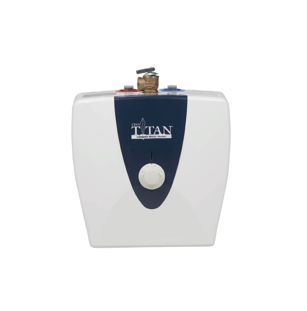 American Water Heaters E1E2.5US015V Tiny Titan Electric Water Heater, 2.5 Gallon by American Water Heaters