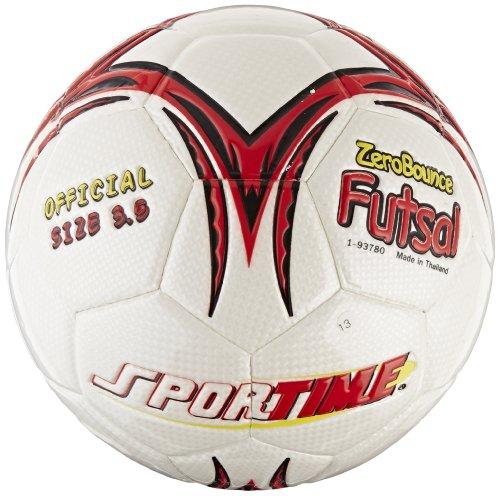 Sportime ZeroBounce Futsal Ball Soccer