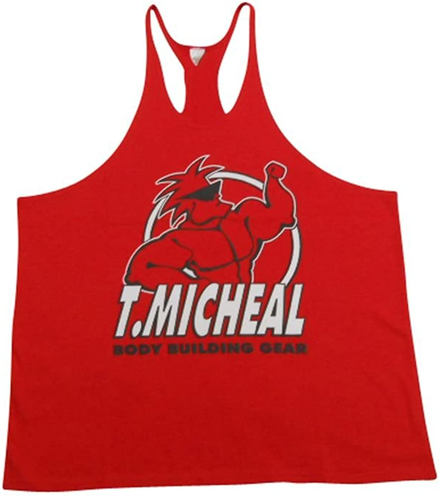 New Micheal Y-Back Stringer Tank Top #101B T