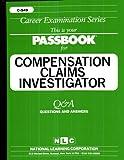 Compensation Claims Investigator, Jack Rudman, 0837309492