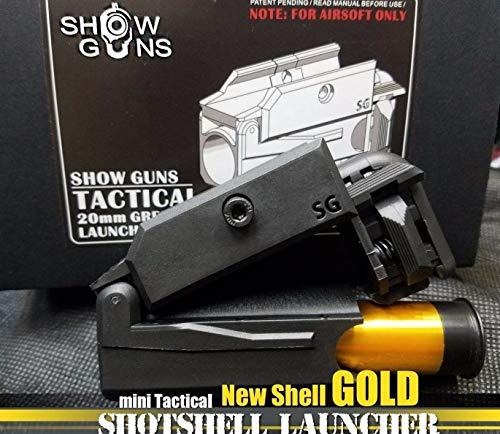 AirSoft Rail Attachment Tactical 12G Shotshell 6mm BB Grenade Launcher SHOWGUNS (Best Airsoft Grenade Shell)
