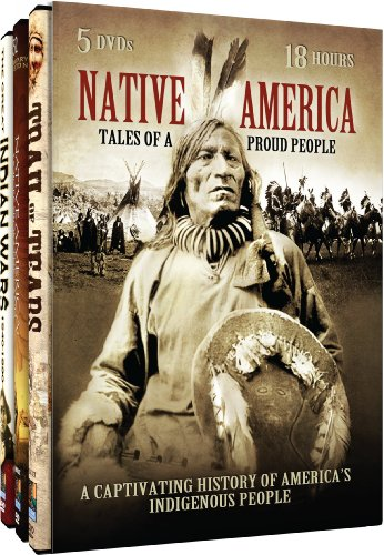 Price comparison product image Native America - Tales of a Proud People