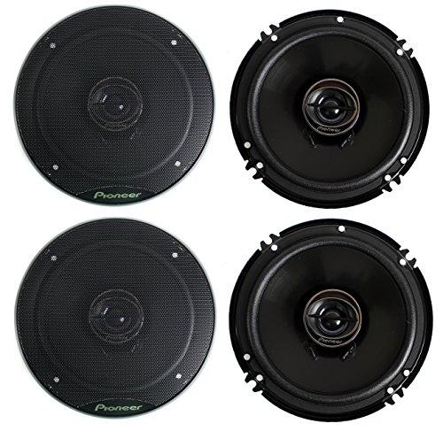 Pioneer TS G1645R 2 Way Coaxial Speaker