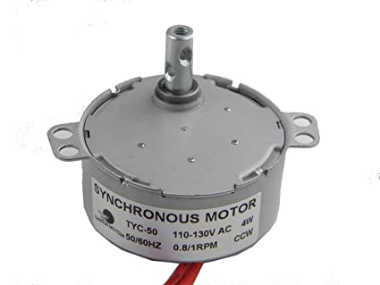 Amazon com: CHANCS TYC-50 110V AC Small Low Speed