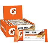 Gatorade Prime Fuel Bar, Peanut Butter Chocolate, 45g of carbs, 5g of protein per bar (12 Count)