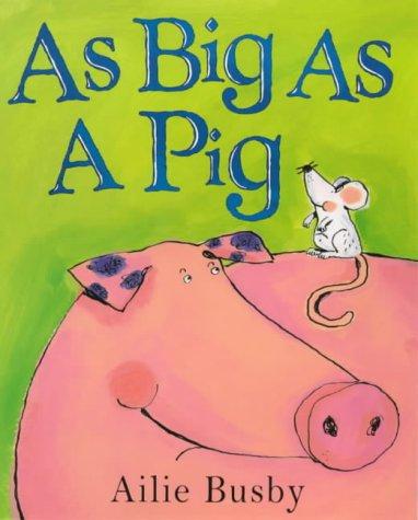 Download As Big as a Pig (Storyboard) pdf epub