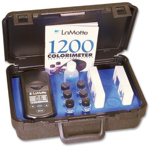 LaMotte 4312-J UDV Vial for 1200-Udv, Total Chlorine (Pack of 100)