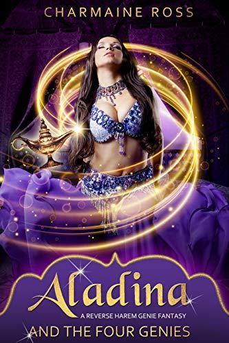 Aladina and the Four Genies: Twisted - Genie Harem