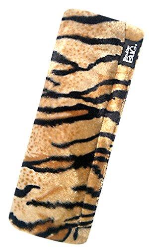 Shoulder Bug Seat Belt Shoulder Pad Tiger Faux Fur by -