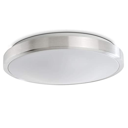 LED Round Bathroom Ceiling Light IP Moisture Proof Elegant - Energy efficient kitchen ceiling lighting