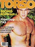 img - for Torso Magazine - August 1991 - Blond Bombshell l Fighting Fire l Stroke Stories l Don Abruzzi l Kenn Richie l Bob Vickery book / textbook / text book