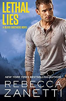 Lethal Lies (Blood Brothers Book 2) by [Zanetti, Rebecca]