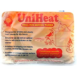 20 PACK of 40 Hour UniHeat Heat Packs