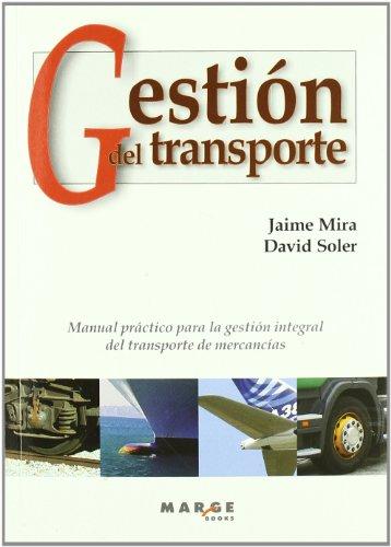 Descargar Libro Gestión Del Transporte David Soler