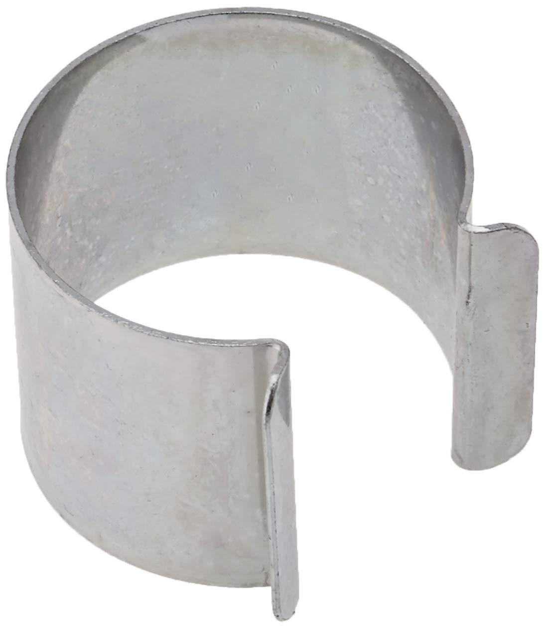 Lote de 20clips Metal revestimiento Zinc 35mm x 30mm para invernadero