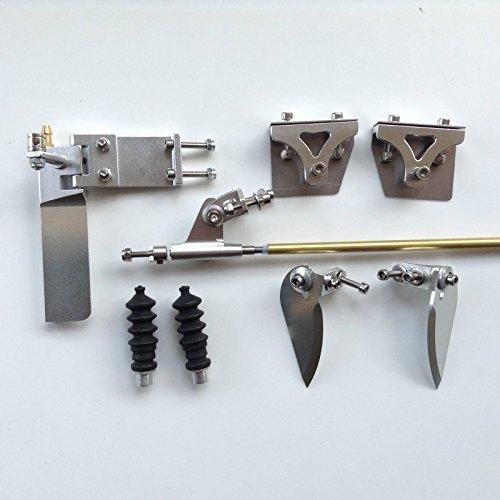 PerfectPlaza 75mm Rudder Strut 1/8