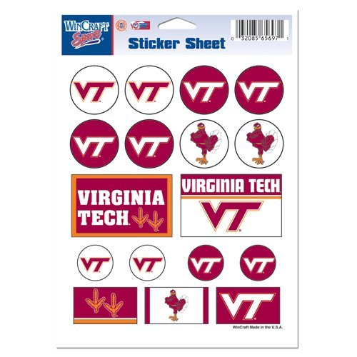 (Virginia Tech University Hokies Logo 5
