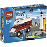 LEGO CITY Satellite Launch Pad 3366