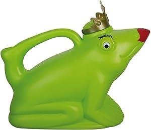 Esschert Design Watering Can - Frog Queen Green