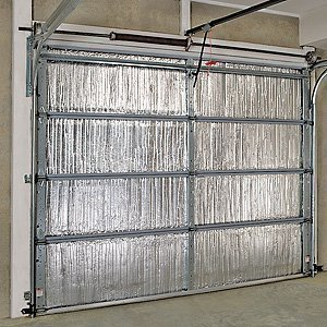 Garage Door Insulation Kit, Insulate Up To A 18x8 Ft Garage Door by Battic Door Energy Garage Door Insulation Kit