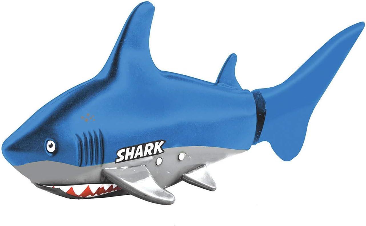 Ninco Tiburón Radio Control, color azul y negro, (NH99024)