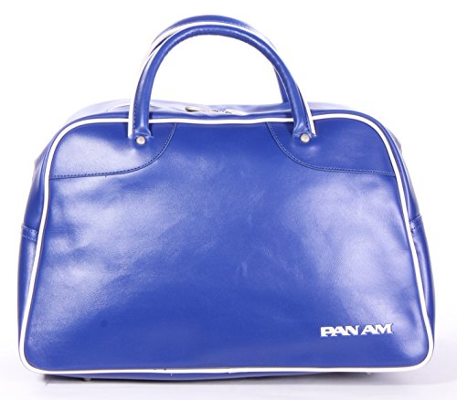 Pan Am Original Secret Agent - 100% PVC Travel Bag Hommes Sacs