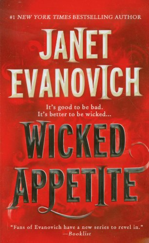 Wicked Appetite - Book #1 of the Lizzy & Diesel