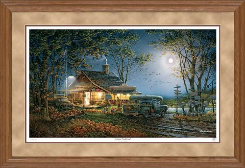 Autumn Traditions Framed Limited Edition Print by Terry Redlin