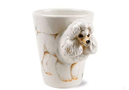 8cab65905c4 Poodle Gift, Coffee Mug Handmade by Blue Witch