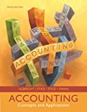 img - for Accounting: Concepts and Applications (Available Titles CengageNOW) book / textbook / text book