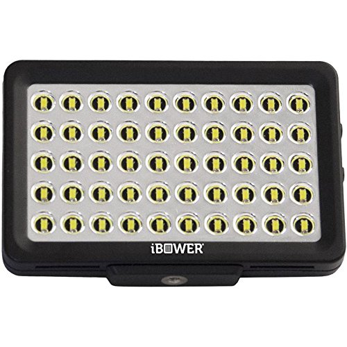 Bower Smart Photography Universal LED Smartphone Light by Bower
