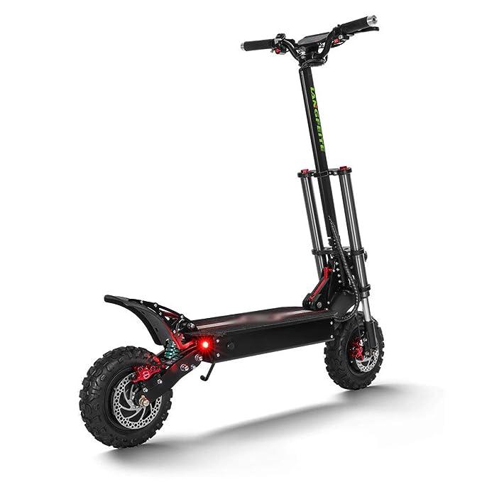 SSCJ Scooter eléctrico 2400W Potencia Alta Vespa Inteligente ...