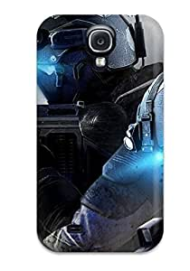 CaseyKBrown Case Cover Protector Specially Made For Galaxy S4 Future Soldier