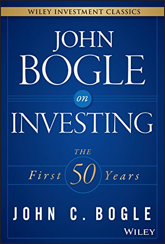 518DfookW%2BL - John Bogle on Investing: The First 50 Years (Wiley Investment Classics)