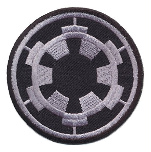 Star Wars Imperial Target Imperium iron sew on patches Logo Vest Jacket Hat Hoodie Backpack Iron On patches]()