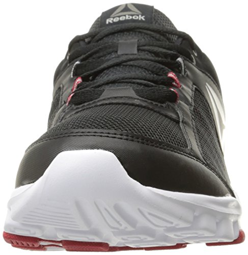 Men's MT Grey Train 9 Excellent 0 Pewter Red Reebok Shoe Yourflex White Running Black dwq6Zd