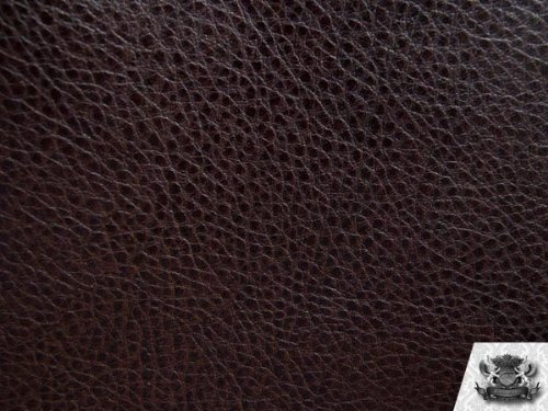 Vinyl Ford BROWN Upholstery Fabric By the Yard (Seating Bar Booth)