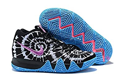 half off d474b 063ff Kyrie Men's Irving 4 Spider Web All Star Basketball Shoes (7 ...