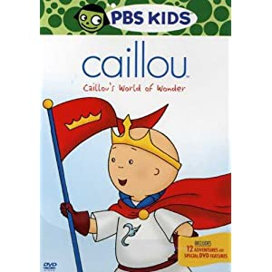 Caillou - Caillou's World of Wonder (2006)