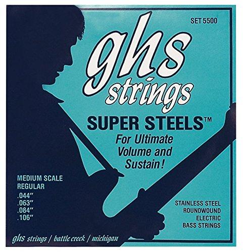ghs SS 5500 R Super Steel String Scale Reglular