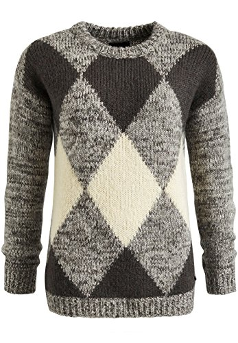 Clair khujo Gris Femme Longues Pull Manches PwSx7Bn
