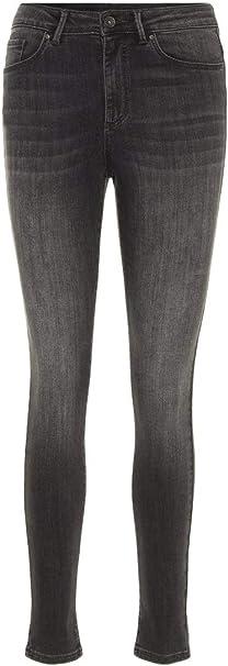 TALLA 38/ L30 (Talla del fabricante: Medium). Vero Moda Vaqueros Skinny para Mujer