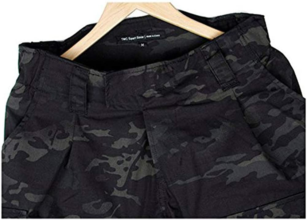 Blue Tigerstripe TMC DF Combat Pants for Tactical Airsoft Hunting Game