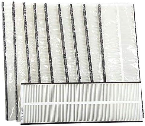 G4 Ersatzfilter-Set f/ür Zehnder ComfoAir Q350//Q450//Q600 10 St.