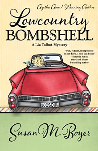 book cover of Lowcountry Bombshell