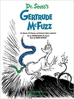 Gertrude Mcfuzz Book Cover