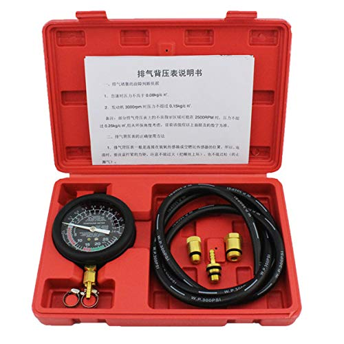 DPL TOOLS Exhaust System Diagnostic Tool Exhaust Back Pressure Tester