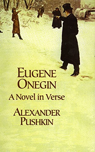 Book cover for Eugene Onegin